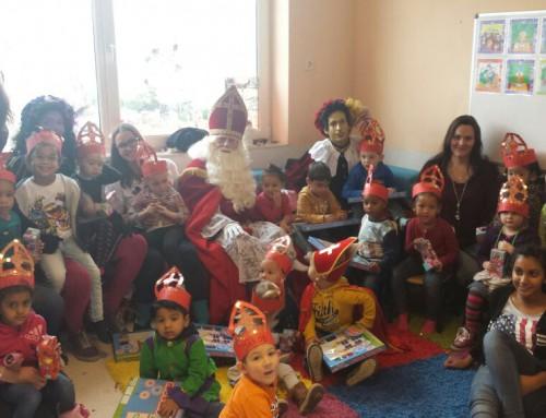 Sinterklaas 4 december 2014